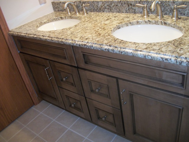 Http Www Houzz Com Photos 2089337 Bathroom Remodel Medina Oh 1 Traditional Bathroom Countertops Cleveland