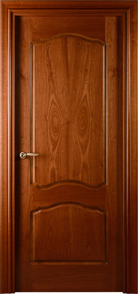 Prefinished interior single door african sapele veneer for Single door design for home