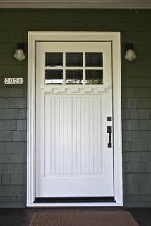 Se Portland Mt Tabor Craftsman Front Doors