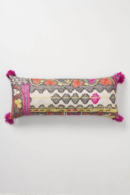 Decorative Long Pillows : Nearer Nurata Long Pillow - Eclectic - Decorative Pillows - by Anthropologie