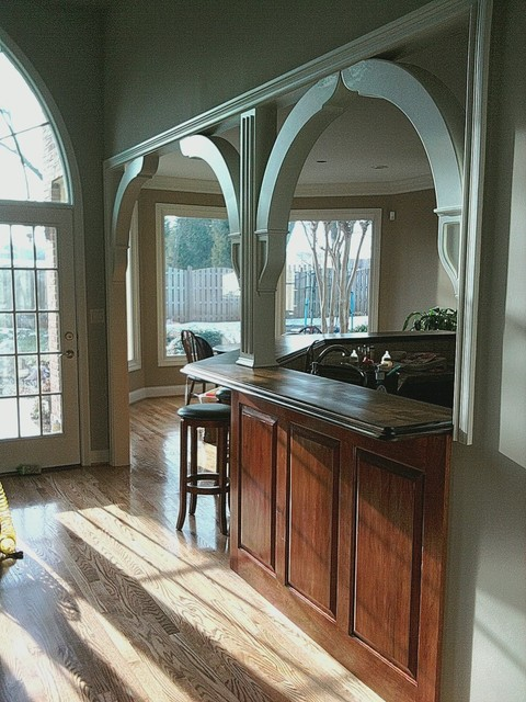 Misc. Custom Woodwork traditional-outdoor-products