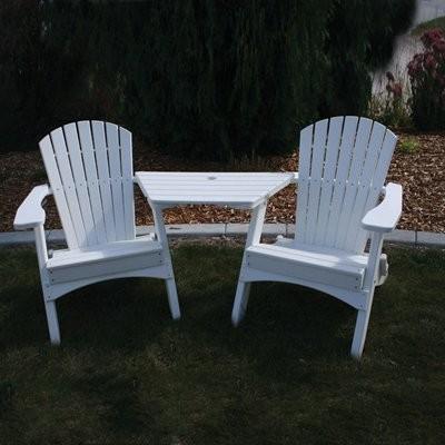 Perfect Choice Furniture Folding Adirondack Chair contemporary-adirondack-chairs