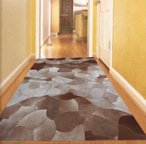 Leather Carpet contemporary-carpet-tiles