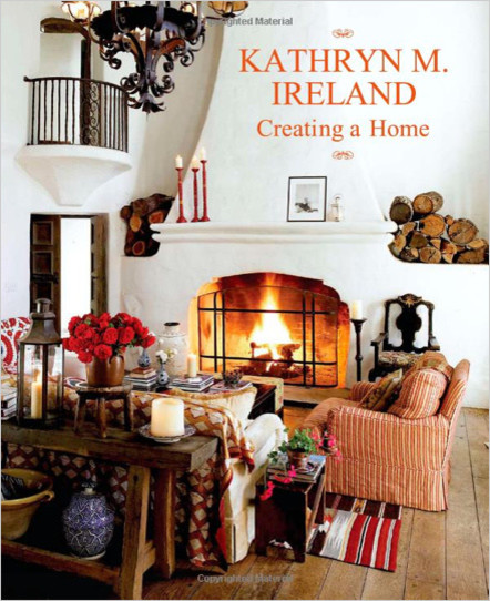 Creating A Home by Kathryn Ireland eclectic books