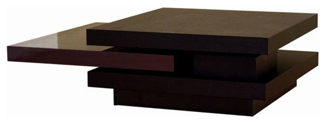 Stacked Coffee Table modern-coffee-tables