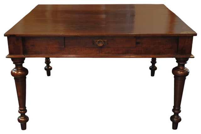 A Southern Italian 2nd Quarter 19th Century Square One  :  dining tables from www.houzz.com size 640 x 428 jpeg 41kB