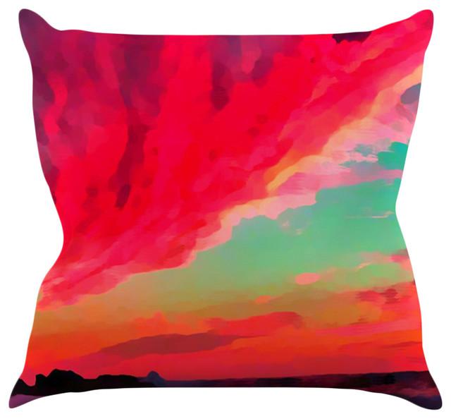 Throw Pillows 26 X 26 : Oriana Cordero