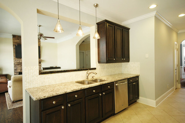 Green Basements & Remodeling - Kitchens contemporary-kitchen