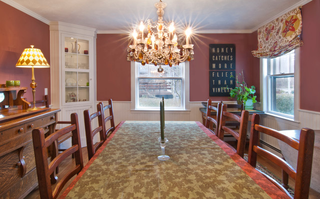 Dining Room Hutch traditional-dining-room
