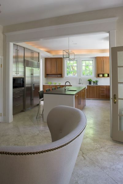Guilford House contemporary-kitchen