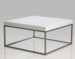 Kubo Square Coffee Table modern coffee tables