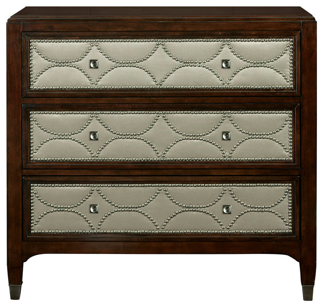 Cosmopolitan Decorative Chest - Accent Chests And Cabinets - raleigh - by Bassett Furniture