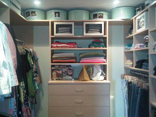 Closets, Organization, Storage traditional-closet