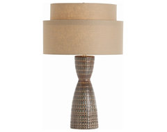 Carlsbad Lamp contemporary-table-lamps
