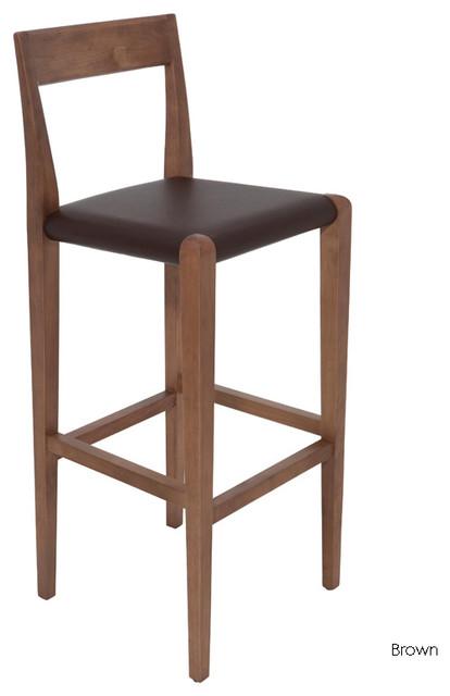 Ameri Counter Stool, Brown contemporary-bar-stools-and-counter-stools