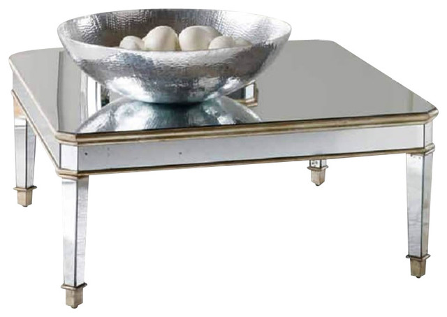 Hooker Furniture Seven Seas Square Cocktail Table With