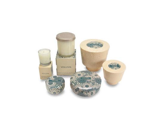 Voluspa French Cade & Lavender Candle -