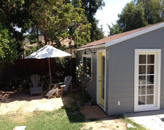 Before and After Garage Renovation -