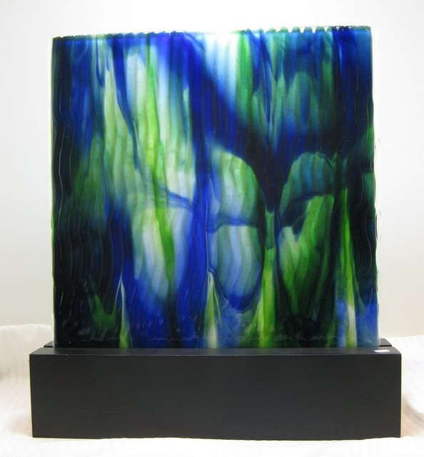 Sculptural Art Glass contemporary-artwork