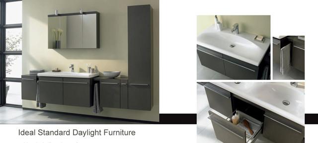 ideal standard daylight furniture. Black Bedroom Furniture Sets. Home Design Ideas