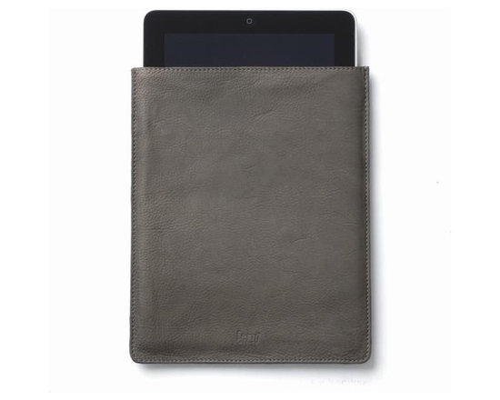 Ferm Living Leather IPad Case - Ferm Living Leather IPad Case