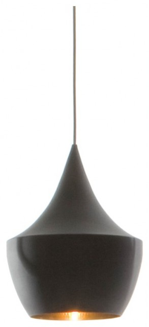 Tom Dixon Beat Light - Fat modern-pendant-lighting