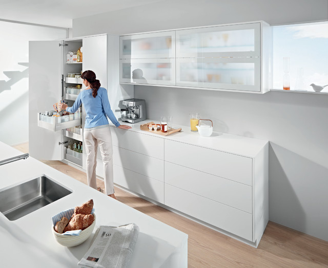 Blum-Austrian Kitchen accessories - other metro - by tarek elsallab company