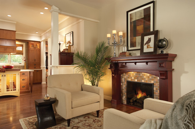 Fireplace ideas traditional family room minneapolis Family room design ideas with fireplace