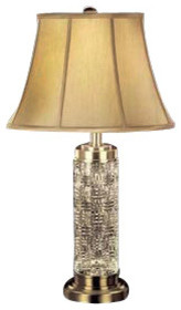 Waterford Grafix Table Lamp transitional-table-lamps
