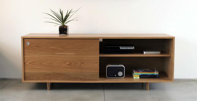 Eastvold Furniture Classic Credenza Modern Media Storage By 2modern