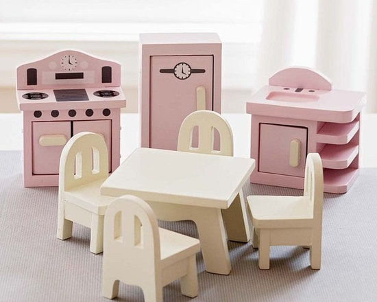 Dollhouse Kitchen Set -