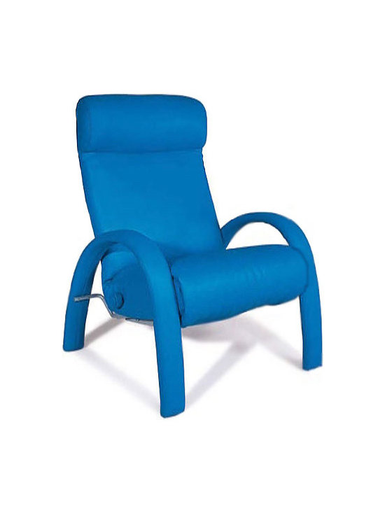 Sunny Outdoor Recliner - Outdoor Vinyl Chair Recliner available in 6 colors.