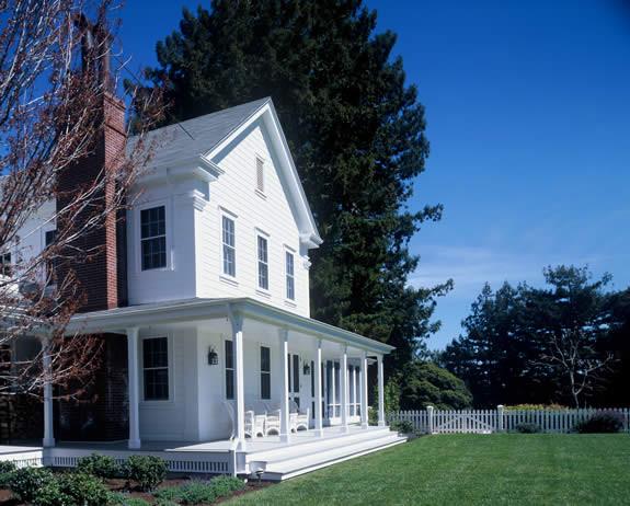 Walnut Hill Ranch traditional-exterior