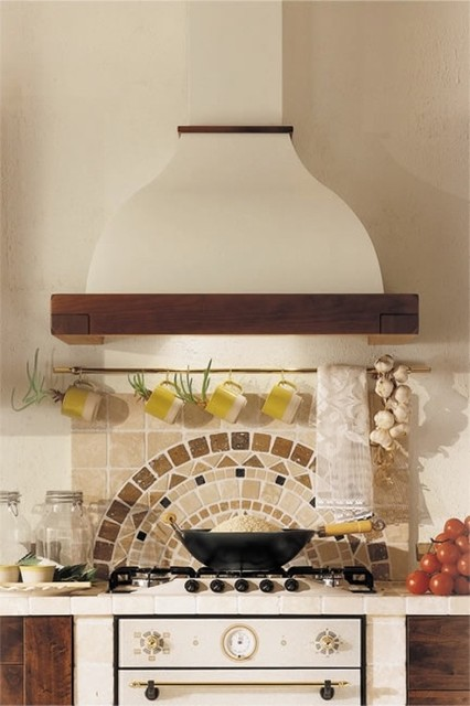 36 connecticut island range hood traditional range