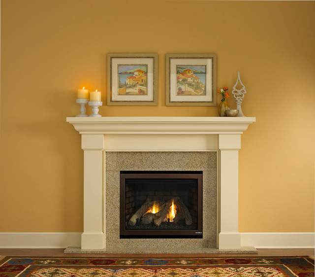 Heat Glo Traditional Style Direct Vent Fireplaces Traditional Indoor Fireplaces