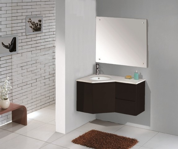 Corner Bathroom Sinks And Vanities : ... LH-RH Corner Vanity contemporary-bathroom-vanities-and-sink-consoles