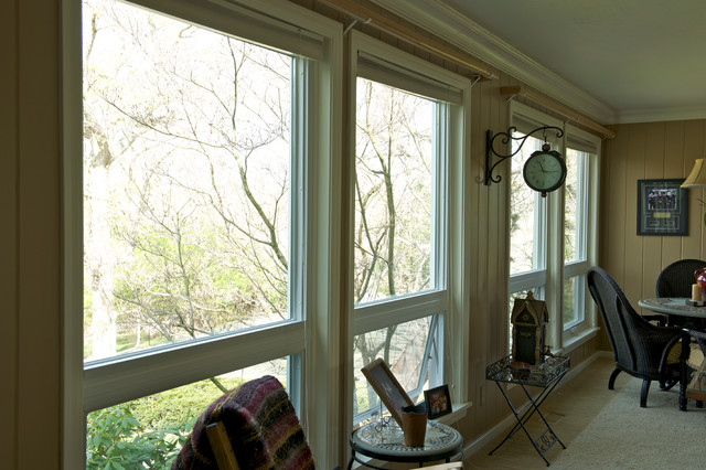 Pleasant Hills Project traditional-windows