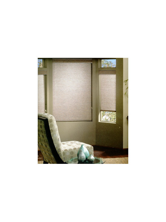Bali - Bali Roller Shades: Thatch - Bali offers a variety of roller shades to fill your home with style, function and beauty.