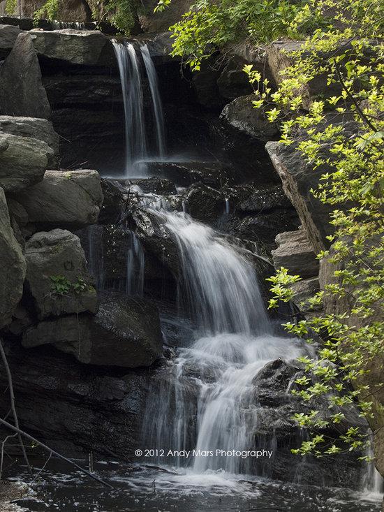 Central Park Waterfall - Central Park Waterfall © Andy Mars Photography