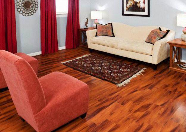 Brazilian Koa Laminate laminate-flooring