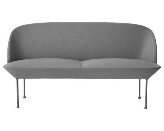 Oslo sofa, 2-seater - Muuto Oslo -