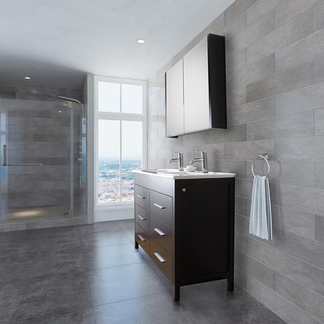 Maxine Modern Bathroom Vanities contemporary