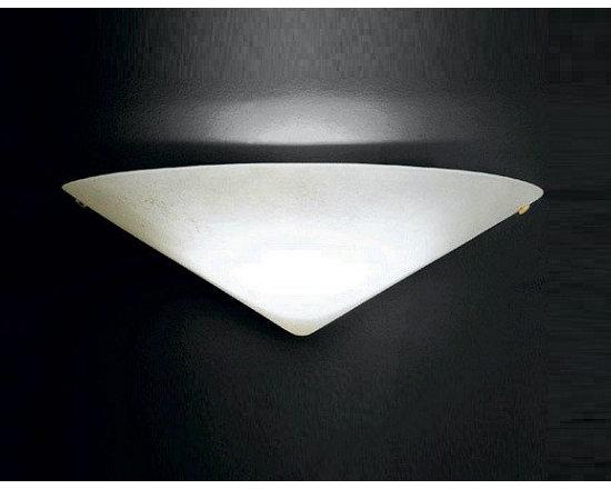 Iona Wall Lamp by Penta Light - Iona Wall Lamp by Penta Light. Wall lamp in white opal glass.
