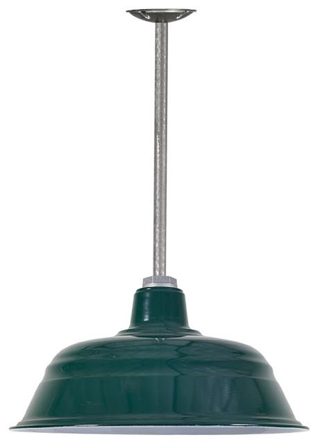 The Old Dixie Stem Mount Pendant farmhouse-ceiling-lighting