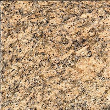 Giallo Veneziano Polished Granite Tile Kitchen