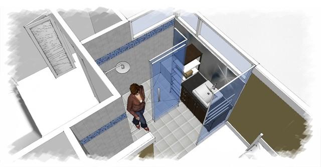 Bathroom Remodel contemporary