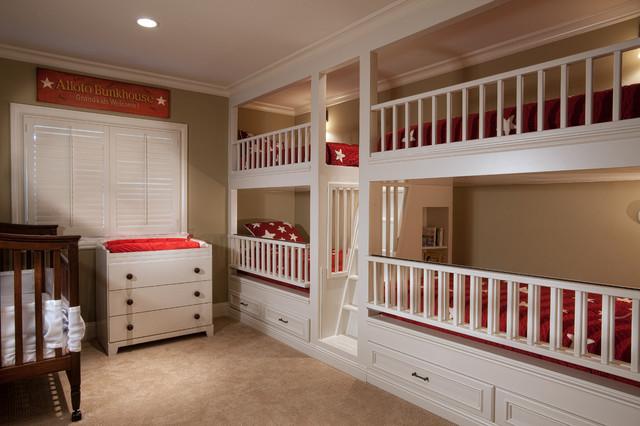 Kids Room traditional-nursery