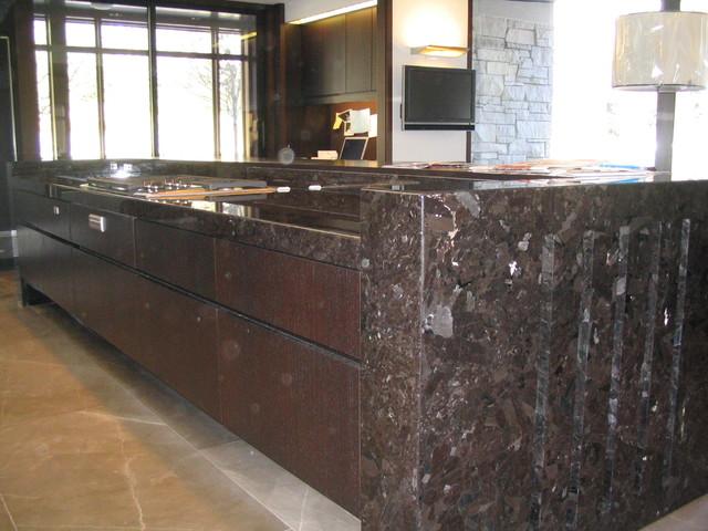 Installations contemporary-kitchen