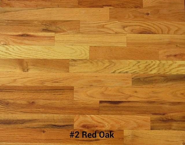 Red Oak Unfinished