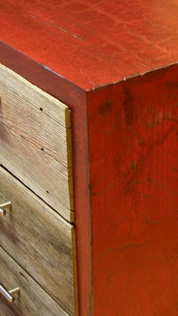 Barnwood dresser  furniture
